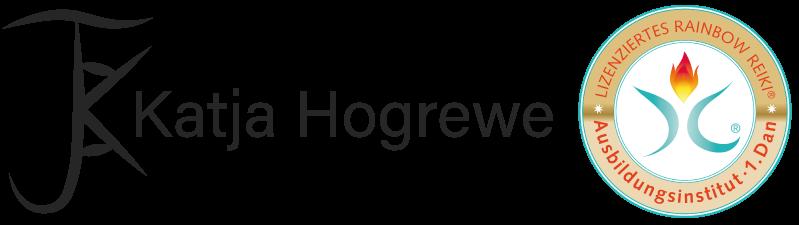 Logo Katja Hogrewe Reiki